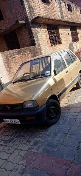 Maruti Suzuki 800 2001 Petrol 51000 Km Driven
