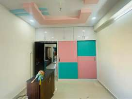 Cupboards &Aluminium partition works