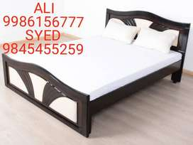 Cot at best price 4250 size 4×6 without storage