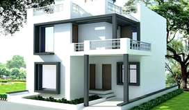 Low budget villas in Kazhakkootam Menamkulam 5km from Technopark