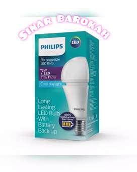 Lampu Emergency Philips/ Lampu Darurat/ Lampu Ajaib