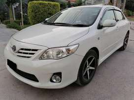 Toyota Corolla Altis get on easy installments from (MGI)