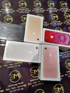 Brand New - iPhone 7 128gb - All Colour - 6 Month Replacement guarante