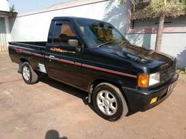 Isuzu panther pick up turbo 2010
