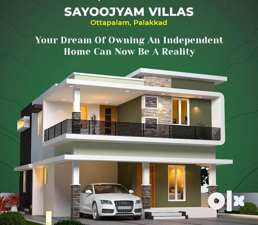 5 cent -2150 Sqft  Designed Smart Independent villas for sale 0
