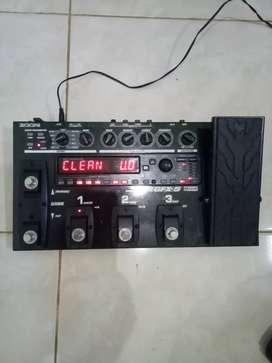 Efek gitar Zoom gfx-5