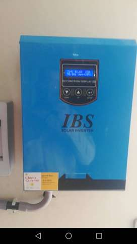 5kw without battery solar inverter pure sine wave