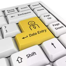 Work simple data entry jobs