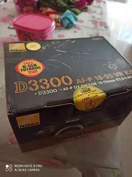 D SLR Nikon D 3300