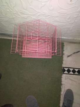Pet birds cage for 2 or more birds ( pinjar)