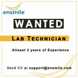 Dental lab technician