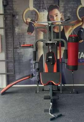 Home gym 3 sisi 75kg kokoh berkualitas 100% original