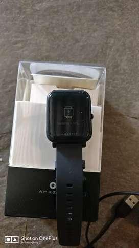 Amaz fit beep smart watche
