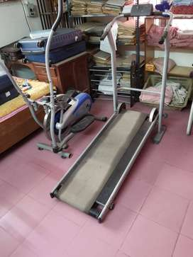 Tread Mill & Excises Cycle