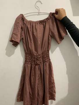 Dress jumpsuit wanita