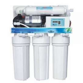 Wall mount RO water purifier