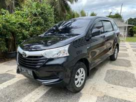 Toyota Grand New Avanza E manual 2018
