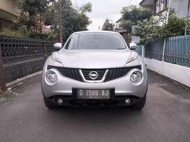 Juke RX AT 2012 Silver
