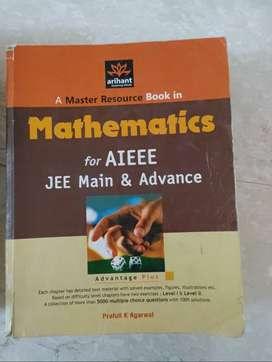 Arihant Mathematics for JEE main and Advanced