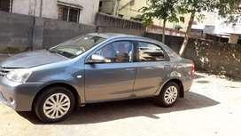 Toyota Etios 2013 Diesel Good Condition