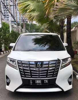 Toyota Alphard G ATPM 2015 AT