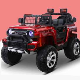 FORD 4×4 JEEP BIG BATTERY OPERATED RECHARGEABLE FOR KIDS 3 TO 12 YEARS