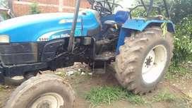 tractor machine