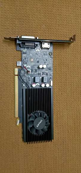 Zotac gt 1030 2gb ddr5 gaming graphics Card