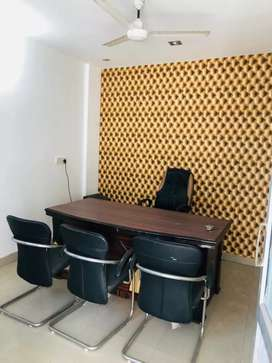 FURNISHED OFFICE FOR RENT IN PPR MARKET MODEL TOWN JAL