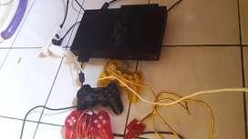 PS 2 Fat 150gb hdd dalem matrix