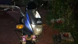 Hero Honda passion plus in good condition present mileage 60kms/lt