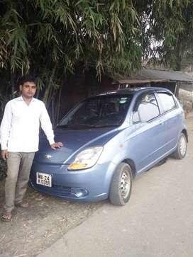 Good mileage and smooth engine sound ,AC car
