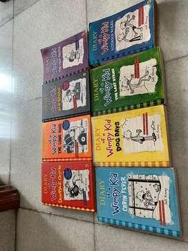 Wimpy Kids - buku import anak