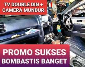 PROMO LEBARAN TV mobil + Camera Mundur hanya Rp750.000 SAJA!!