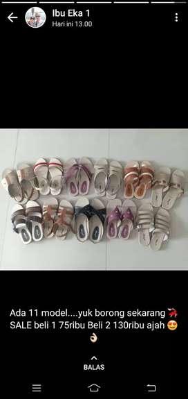 Spesialis sandal wanita