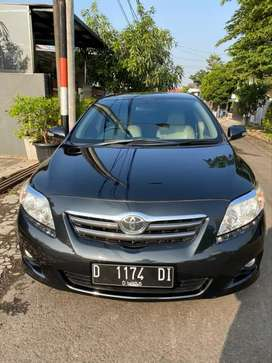 TOYOTA ALL NEW ALTIS 1.8 G A/T
