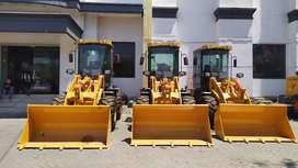 Wheel loader Murah lonking new 1-2-3 Kubik Di Lampung