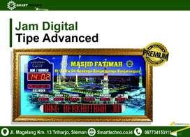 Tersedia Jam Digial Masjid Type Advanced di Kota Bengkulu