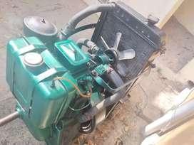 Bharat 10 Kv Generator Good Condition
