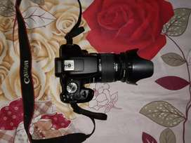 OnLy 1 Month Old .Canon 1500D DSLR . Very GooD Condition .