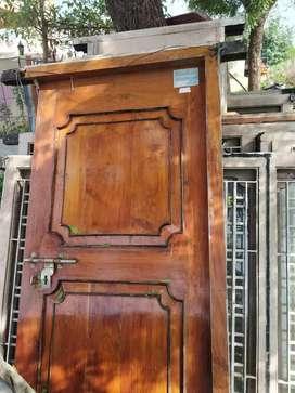 Doors and windows and ventilators