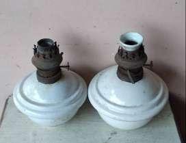 Mangkuk Keramik Lampu Minyak