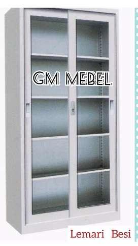 Jl Paus GM MEBEL Lemari Kabinet Cabinet Besi Kantor Arsip Sliding