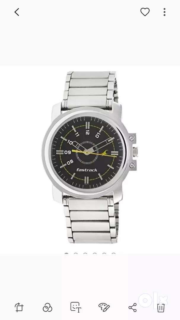 Fastrack wrist watch 0
