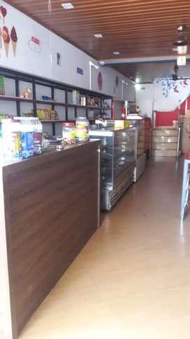 Hotel, bakery