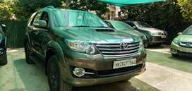 Toyota Fortuner 3.0 4x4 AT, 2015, Diesel