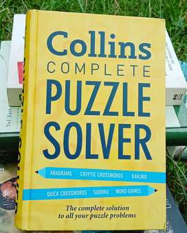 Collins complete puzzle solver
