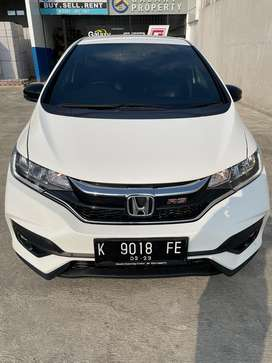 Honda jazz rs 2018 matic putih