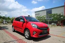 Toyota Agya G matic 2015 cash 93jt tdp 10jt