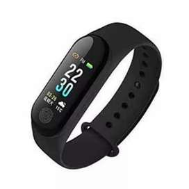 M3 Fitness Health Band For Android and iPhone